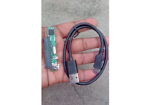 IDE HDD SSD USB 2.0 to 7 15Pin Male SATA Adapter Converter for Windows