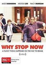Why Stop Now (DVD, 2014)