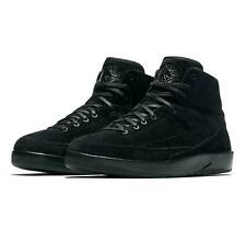 info for 52b7e 6baf9 Nike Men s Air Jordan 2 Retro Decon Sz  8 NEW 897521-010 Black Deconstructed