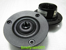 2pcs 4Ohms 4Ω 25W Silk film Tweeter speaker Loudspeaker For VIFA