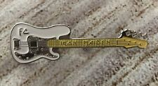 Iron Maiden FC Bass Guitar Pin - Brand New - Fast Free Shipping