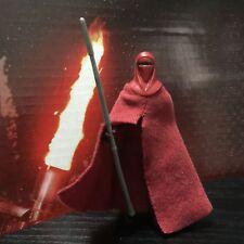 Star Wars Vintage Complete Emperor's Royal Guard  Figure 1983
