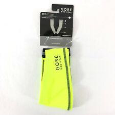 GORE Bike Wear Arm Warmers Neon Yellow Size XS
