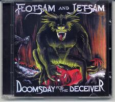 "Flotsam And Jetsam ""Doomsday For The Deceiver"" 1986, CD"