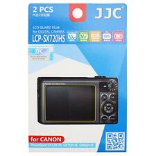 2x LCD Screen H3 Hard Protection Camera for Canon PowerShot SX610 SX620 HS
