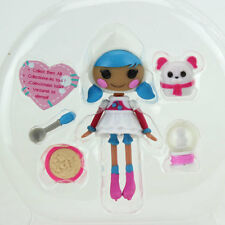 white hat 3Inch Original MGA Lalaloopsy Doll with the accessories For Girl'sToy