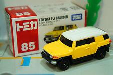 TOMICA~ No.85 TOYOTA FJ CRUISER ~ 1/66  (Free Shpping)