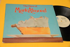 MARK ALMOND LP THE BEST USA 1973 EX !!!!!!!!!!!!!!