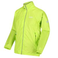 Men's Regatta Lyle Light Packaway Cycle Run Waterproof Jacket Rain Coat RRP £50