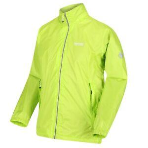 Regatta Lyle Mens Cycle Golf Light Packaway Waterproof Jacket Rain Coat RRP £50