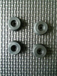 Replacement rubber feet 18mm x 15mm x 5mm