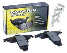 NewTek SCD1543H Ceramic Brake Pads with Hardware,Front Fit:11-12 Hyundai Elantra