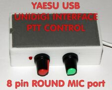 Yaesu Digi Interface with PTT - PSK,PSK31,RTTY,SSTV/ FT-747,767,847,890,920, etc