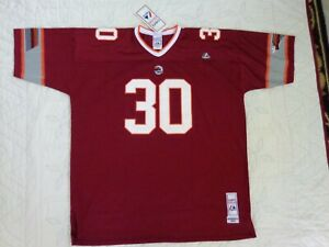 VINTAGE USFL Jacksonville Bulls Mike Rozier #30 Jersey  NWT by Majestic RARE !