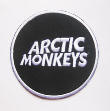 ARCTIC MONKEYS music Rock Metal Patch Embroidered 3""