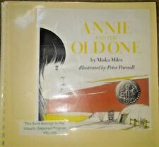Annie and the Old One by Miska Miles - in Braille for the Blind Children