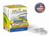 Cory Evac Shock Tab Advanced Evacuation Cleaner 64 Tablets / Box Made in USA