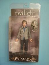 "MISPRINT Twilight Edward ""MASON"" Cullen 7"" Action Figure – New in Package! 2008"