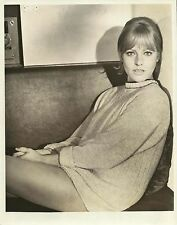 "NATHALIE DELON in ""Fire in the Water"" Original Vintage Photograph 1977 PORTRAIT"