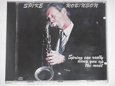 SPIKE ROBINSON -Spring Can Really Hang You Up The Most- CD