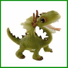 Miniature Dollhouse Fairy Garden Mini Dragon Roaring Happy Figurine 4352