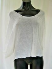 CREA CONCEPT, As New, 40, Gorgeous In 100% Linen Knit.