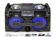 Tragbarer Bluetooth Lautsprecher mit Disco Light 100W USB Micro-SD Radio XD15MK2
