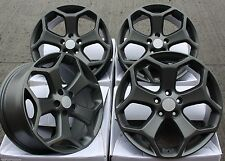 "18"" ALLOY WHEELS FITS FORD JAGUAR EVOQUE X XF XE S XJ KUGA FOCUS MONDEO ST 1 GM"