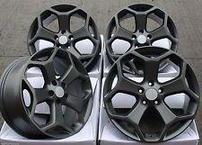 """18"""" roues en alliage convient ford jaguar font x xf xe s xj kuga focus mondeo st 1 gm"""