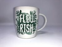 Starbucks Flourish Christmas Coffee Mug 12 Fl Oz