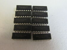 Motorola 74HCT14AN IC Integrated Circuit 14Pin - Lot of Pieces 10 NEW NOS