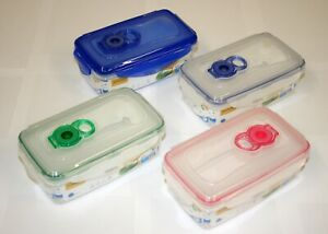 Airtight VACUUM Classic RECTANGLE Food Container SMALL STORAGE/KITCHEN