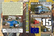 3087. Belfast. Northern Ireland. Trucks. April 2015. Back to one of our favourit