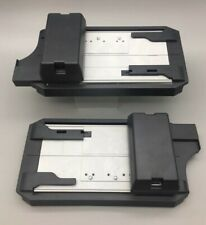 Addressograph Bartizan 4850 Flatbed Credit Card Imprinter Lot of 2 - B15