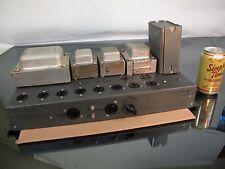 Tube Hammond Amplifier Quad 6V6 Jensen A-12s HiFi Guitar PIO Capacitors  HR-1B