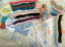 40 NEW Items - Bulk lot Barbie Doll CLOTHES & ACCESSORIES. All NEW Handmade.