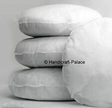 Indian Ottoman Large Floor Pillow Insert Mandala Round Cushion Inner Pouf Insert