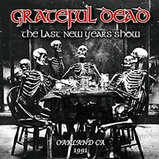 Grateful Dead - The Last New Years Show, Oakland, Ca, 1991 (3 CD SET)