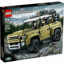 Lego 42110 Technic Land Rover Defender Building Kit and Engineering Toy New