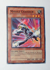 CARTE YU GI OH VERSION FRANCAISE MISSILE CHASSEUR CSOC-FR016