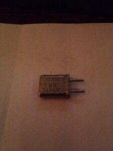 Scanner crystal- 10.7IF, Regency/RS - 161.950 MHz