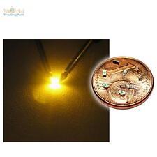 200 SMD LEDS 0603 Amarillo Mini LED smds geel diodos emisores luz Giallo
