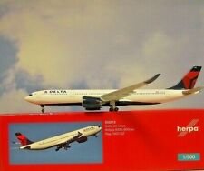 Herpa Wings 1:500  Airbus A330-900neo  Delta Air Lines  533515  Modellairport500