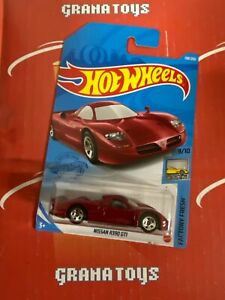 Nissan R390 GT1 #138 9/10 Factory Fresh 2021 Hot Wheels Case N