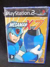 Megaman X7 nuevo y precintado para playstation 2