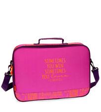 Movom Smile mochila escolar 38 cm 6.38 litros morado