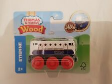Thomas The Tank Engine & Friends WOOD ETIENNE WOODEN TRAIN NEW IN BOX