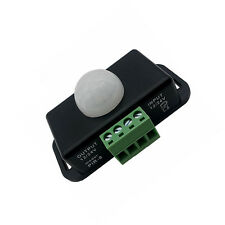 Automatic DC 12-24V 8A Infrared PIR Motion Sensor Switch For LED light Stylish A