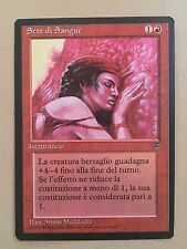 Magic The Gathering - Blood Lust X1 - Italian Legends - NM