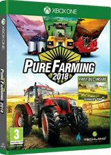 Pure Farming 2018 Xbox One **BRAND NEW UNSEALED!!**